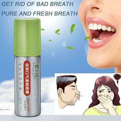 £2.67 • Buy 20ml Breath Freshener Mint Oral Spray Smell Halitosis Clean Treatment Mouth T5C2