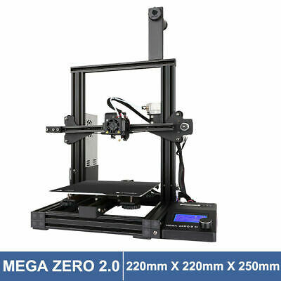AU1 • Buy Anycbic Mega Zero 2.0 FDM 3D Printer Large Print Size 220x220x250mm Fast Curing