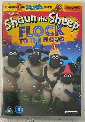 £2.99 • Buy Shaun The Sheep - Flock To The Floor [DVD] New Sealed