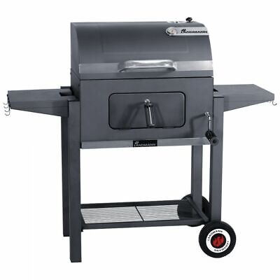 NEW LANDMANN Tennessee Broiler Charcoal Barbecue BBQ Oven Large Cooking Area! • 263.65£