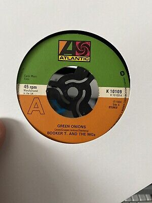 Booker T And The Mgs Green Onions Northern Soul Classic Atlantic K10109 Mint • 10£