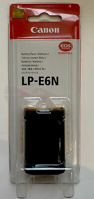 LP-E6N Battery Pack For Canon Cameral - New • 80£