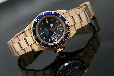 $ CDN113574.49 • Buy Rolex Submariner Date 1680/8 Blue Nipple Dial - Box & Papers 1978