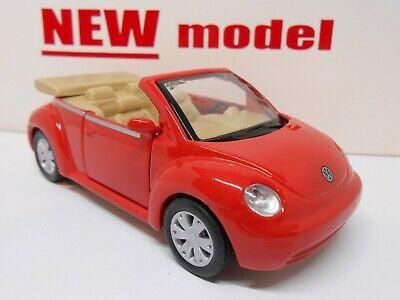 Toy Car Vw Beetle Convertible Boy Girl Dad Mom Birthday Present Gift New • 7.95£
