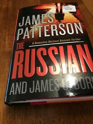 AU17.95 • Buy The Russian By James Patterson