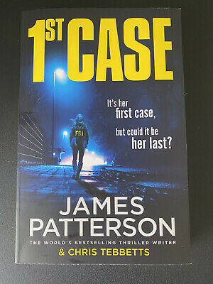 AU4.99 • Buy 1st Case By James Patterson. Like New!