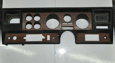 AU825 • Buy  Holden HJ HX HZ Dash Surround Wood Grain Statesman GTS