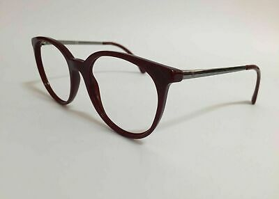 £80 • Buy Chanel 3378 C.1612 Red/silver Glasses Frames