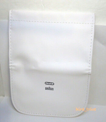 AU16.41 • Buy Oral B Braun 7000 SmartSeries Travel Pouch ONLY For Electric Charger Toothbrush