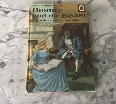 Vintage Ladybird Book Well Loved Tales Beauty And The Beast • 3.99£