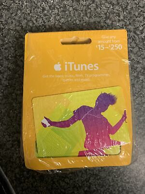 AU9 • Buy Apple Itunes Blank Gift Cards No Credit A Pack Of 20