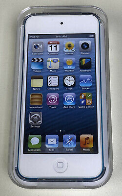 £304.77 • Buy NEW Sealed Apple IPod Touch 5th Generation 64GB Blue MD718LL/A A1421 IOS 6!