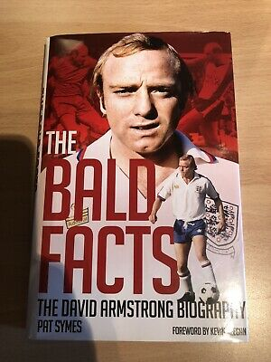 AU43.26 • Buy V Rare David Armstrong Signed Autobiography / Book - Middlesbrough & Southampton