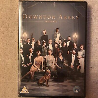 Downton Abbey The Movie (DVD, 2020) New & Sealed • 3.99£