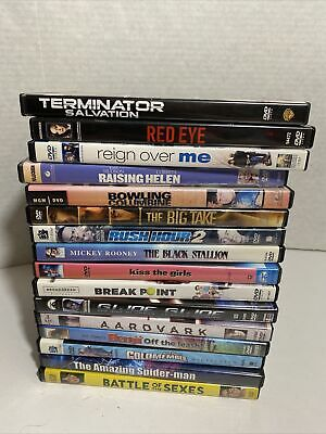 $ CDN12.52 • Buy Lot Of 16 Movies - ( 16 DVDs) - Action, Comedy