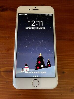 AU47 • Buy Apple IPhone 6 - 64GB - Silver (Unlocked) Excellent Condition