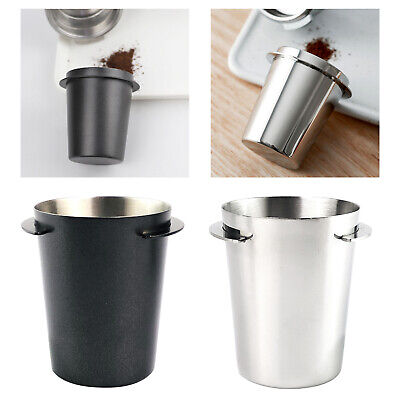 $12.11 • Buy Utility Coffee Dosing Cup Sniffing Mug Part Fit For 51mm Espresso Machine