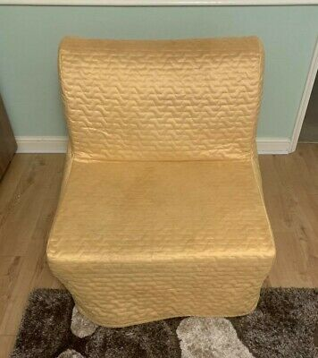 IKEA Chair-Bed / Folding Bed Plus Cover • 85£