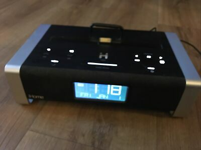 AU32.46 • Buy IHome IA100 Alarm Clock Bluetooth Speaker IPhone/iPod Dock