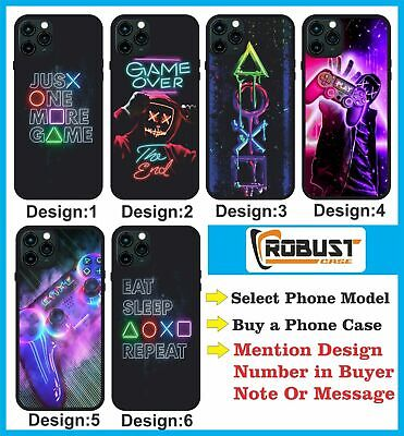 £9.99 • Buy Gaming Phone Case Kids Cover Shockproof Play Station Sign Case Birthday Gift