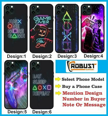 Gaming Phone Case Kids Cover Shockproof Play Station Sign Case Birthday Gift • 9.99£