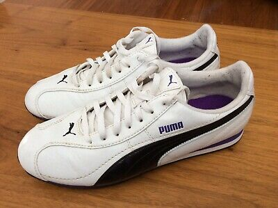 AU13 • Buy WOMENS PUMA SNEAKERS SIZE US 7 (23.5cm)IN VGC
