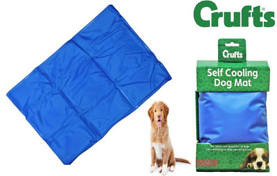 £11.95 • Buy X Large Self Cooling Cool Gel Mat Pet Dog Cat Heat Relief Non-toxic Summer Xl