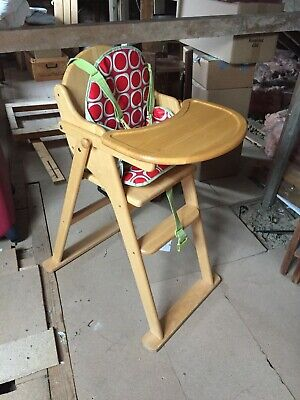 East Coast High Chair And Insert • 40£