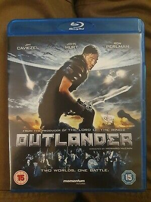AU2.65 • Buy Outlander - Blu-ray & Bonus Features - Jim Caviezel, John Hurt, Ron Pearlman