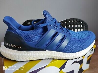 AU104.59 • Buy Adidas Ultra Boost M  Royal Blue  - UK9 ½ - Brand New In Box