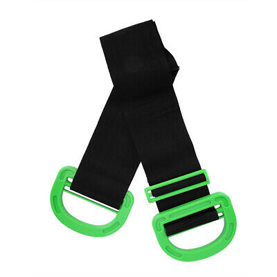 AU14.92 • Buy Adjustable Moving Lifting Strap For Furniture Boxes Mattress