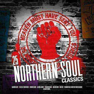 £14.49 • Buy HEAVEN MUST HAVE SENT YOU 25 Northern Soul Classics - New & Sealed 2X LP Vinyl