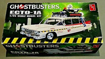 Amt 1/25 - Ghostbusters Ecto - 1a - Model Kit.  • 25£