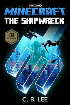 £7.99 • Buy Minecraft The Shipwreck By C.B. Lee Hardcover