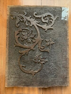 £49 • Buy 18th C Decorative Carved Oak  Panel Antique Wooden Ware