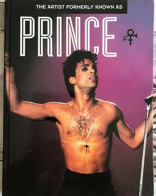Prince - The Artist Formerly Known As Prince English Book By Duncan Clarke 1995 • 21.53£
