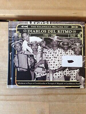 Diablos Del Ritmo - The Colombian Melting Pot 1960-1985 • 24.99£