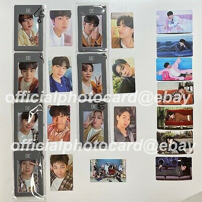 AU18.22 • Buy Select BTS BE Essential Edition Weverse Pre-order Gift / Official Photocard
