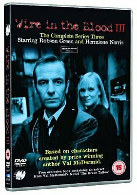 £2.01 • Buy Wire In The Blood 3 (DVD) Hermione Norris
