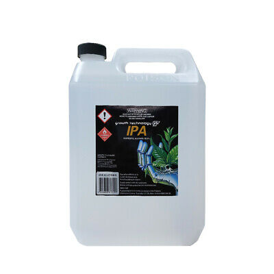 AU144.95 • Buy Growth Technology Isopropyl Alcohol - 1L / 5L | IPA | 99.9% | Pick Up Only