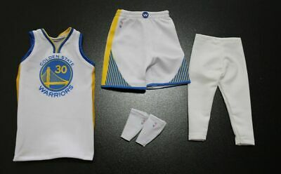 $32.99 • Buy Custom 1/6 Stephen Curry Golden State Warrior Jersey NBA TOYs 30 Fit Enterbay
