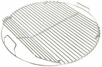 $ CDN48.57 • Buy Weber 18  Kettel Charcoal Grill POLISHED STAINLESS STEEL Hinged Cooking Grate