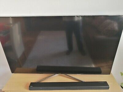 £400 • Buy Samsung Smart 3DTV With Two Remote Magic. Buyer Gets Free LG Sound Bar No Remote