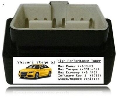 $98.95 • Buy Stage 11 Performance Power Tuner Chip [ Add 130HP 8MPG ] OBD For Nissan Infiniti