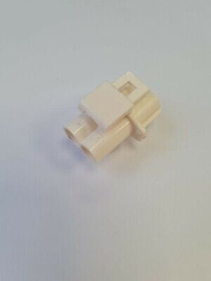 £10 • Buy 10 X Genuine Lucas Rists 2 Way White 3mm Pin Moulding Wiring Connectors