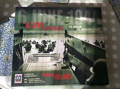 £15 • Buy The D-Day Experience 6th June 1944 - Box Set