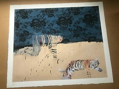 £950 • Buy Very Rare CHARMING BAKER Ltd Print From Edition Of Only 16