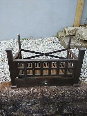 £75 • Buy Cast Iron Fire Basket/Ash Tray/Front Flap Cover