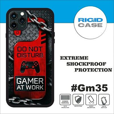 Gaming Phone Case Kids Cover Shockproof Best Gamers Case Birthday Gift  #Gm35 • 9.99£