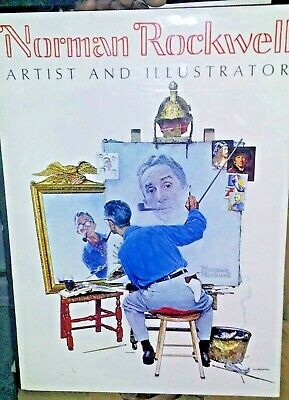 $ CDN516.18 • Buy Norman Rockwell Artist Book And Illustrator Original Price $85 First Edition
